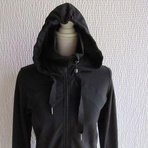 Lululemon Scuba Hoodie Jacket Full Zip High Mock M